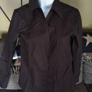 Calvin Klein button-up non-iron shirt size 2